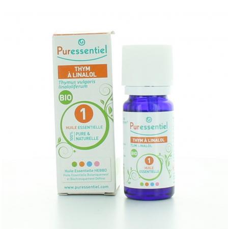 PURESSENTIEL HUILE ESSENTIELLE THYM A LINALOL 5 ml