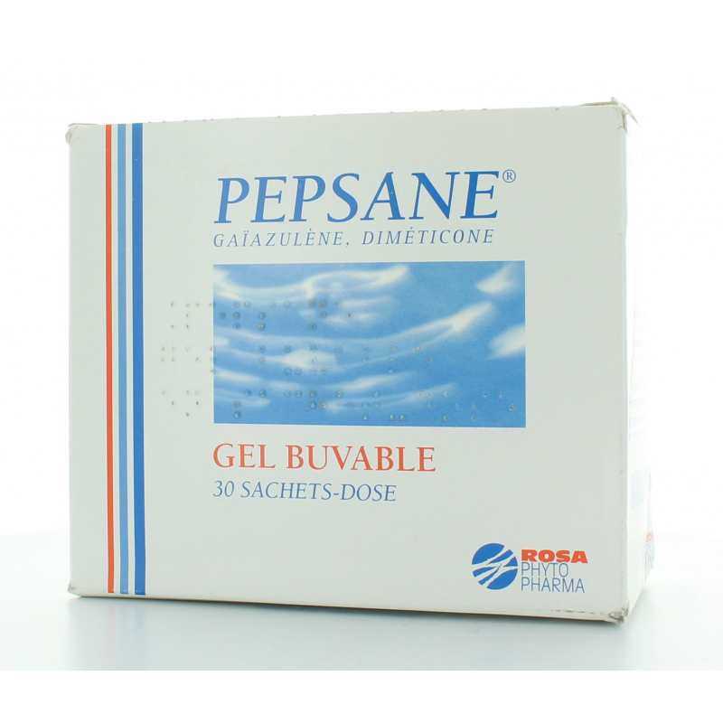 Pepsane Gel Buvable 30 sachets