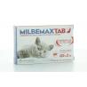 MILBEMAX TAB VERMIFUGE SPECTRE LARGE CHAT 0.5-2 kg - 2 COMPRIMES