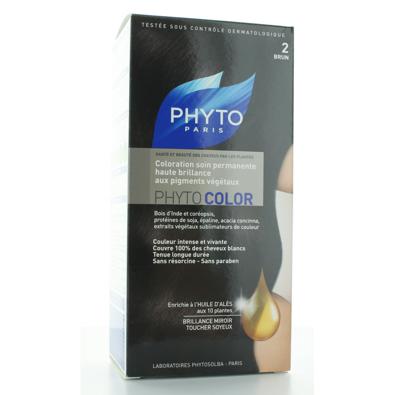 PHYTO COLOR 2 BRUN