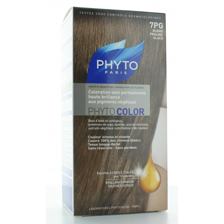 PHYTO COLOR 7PG BLOND PRALINE GLACE