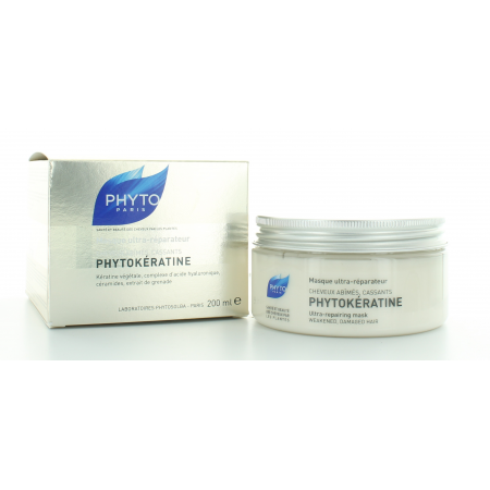 PHYTO PHYTOKERATINE MASQUE ULTRA-REPARATEUR 200 ml