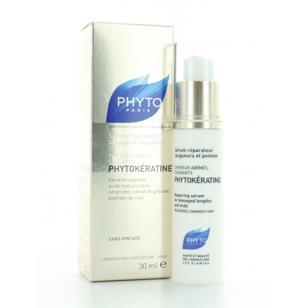 PHYTO PHYTOKERATINE SERUM REPARATEUR LONGUEURS ET POINTES 30 ml