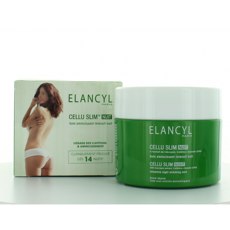 Slim Design Nuit Elancyl 200 ml