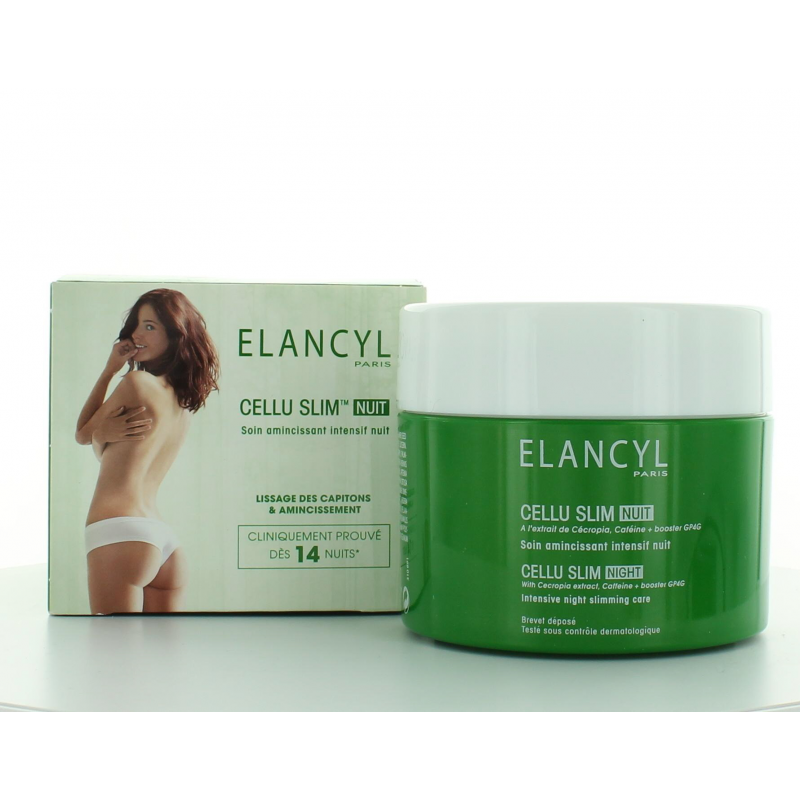 Elancyl Slim Design Nuit 200ml
