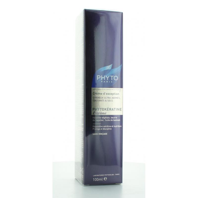 PHYTO PHYTOKERATINE EXTREME CREME D'EXCEPTION 100 ml
