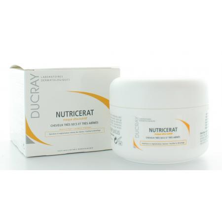 NUTRICERAT MASQUE ULTRA-NUTRITIF CHEVEUX TRES SECS ET TRES ABIMES 150 ml