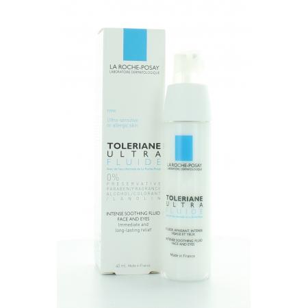 La Roche-Posay Fluide Apaisant Intense Toleriane Ultra 40ml