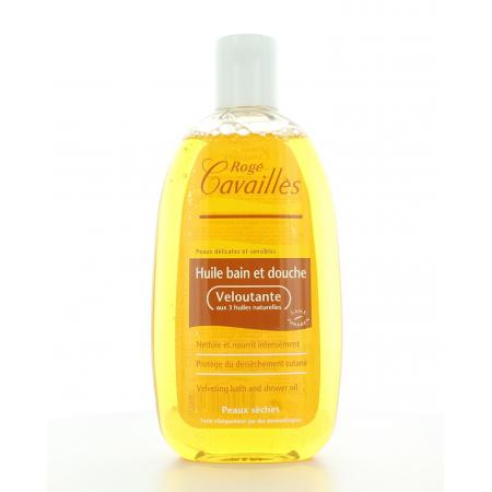 Rogé Cavaillès huile bain et douche veloutante aux 3...