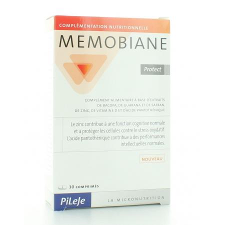 PILEJE MEMOBIANE PROTECT 30 COMPRIMES