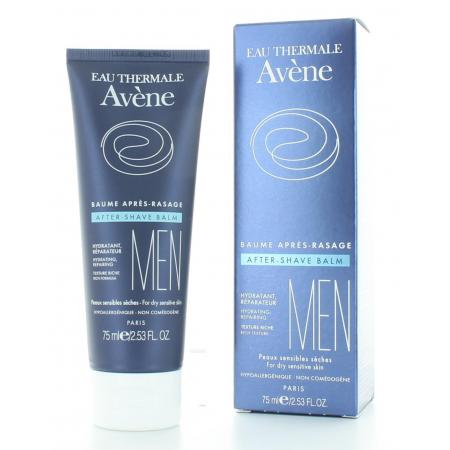 Baume Après-rasage Men Avène 75ml