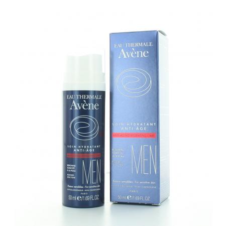 AVENE MEN SOIN HYDRATANT ANTI-ÂGE 50 ml