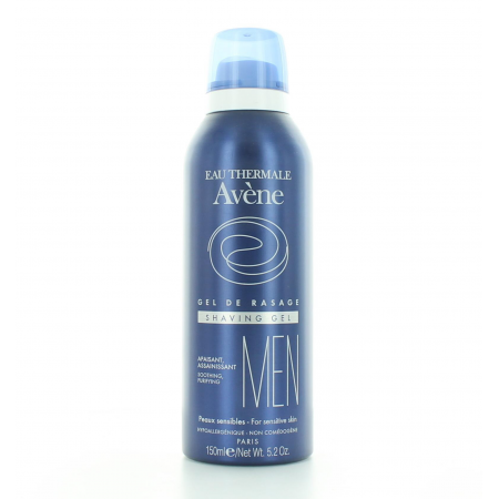 Gel de Rasage Men Avène 150ml