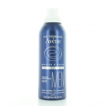 AVENE-HOMME RASAGE MOUSSE AEROSOL 200 ml