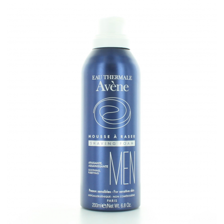 Mousse à Raser Men Avène 200ml
