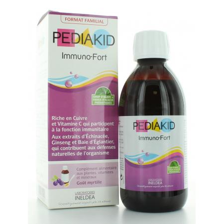Pediakid Immuno-Fort 250 ml