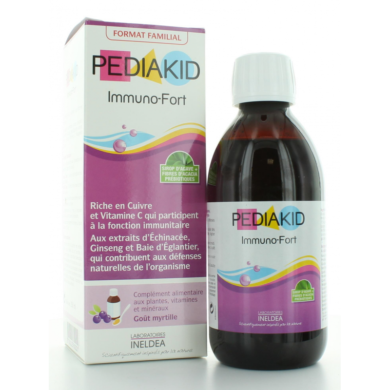 Pediakid Immuno-Fort 250 ml