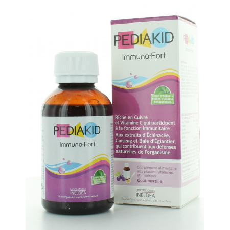 Pediakid Immuno-Fort 125 ml
