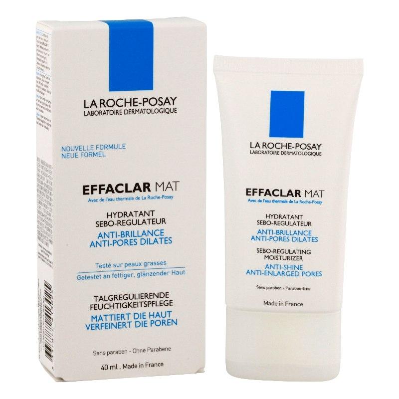 La Roche-Posay Effaclar Crème Mat 40ml