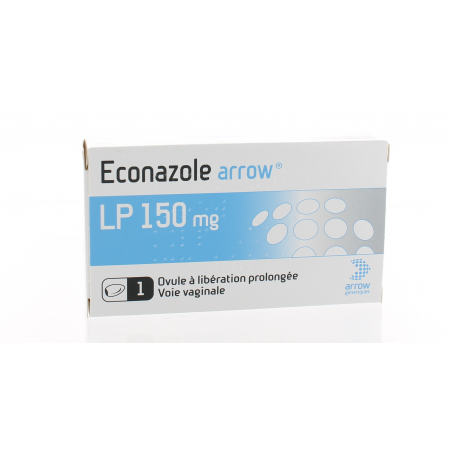 Econazole Arrow 150 mg