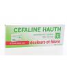 Céfaline Hauth 500/50 mg 10 sachets