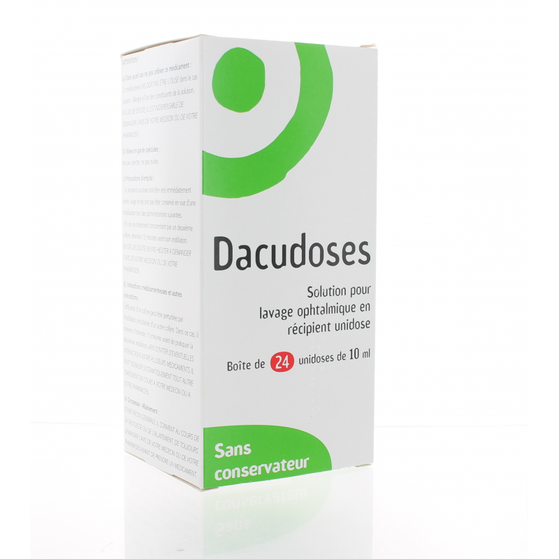 Dacudoses Unidoses 10 ml