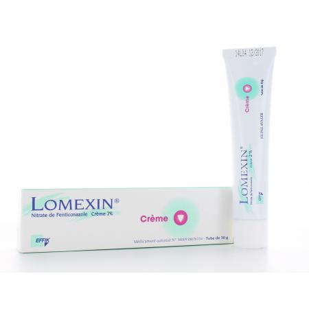 Lomexin 2% Crème 30 g