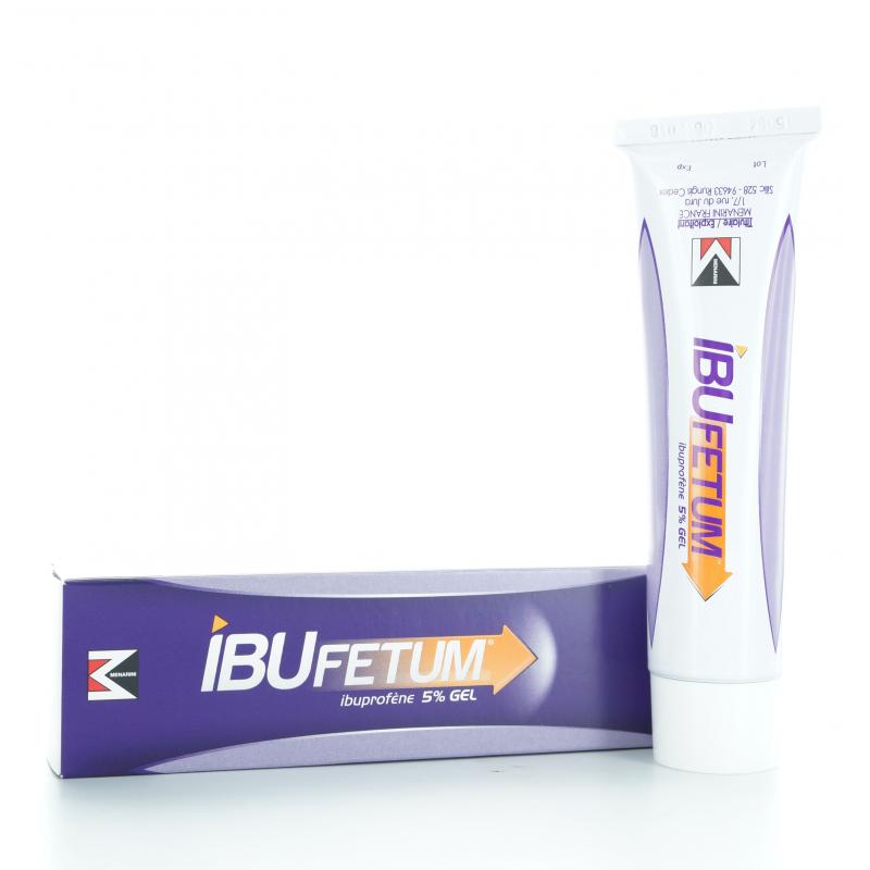 Ibufetum 5% Gel