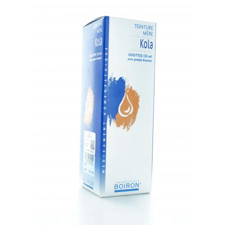 Teinture mère Kola Boiron 125 ml