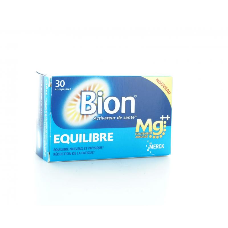 Bion Equilibre 30 comprimés