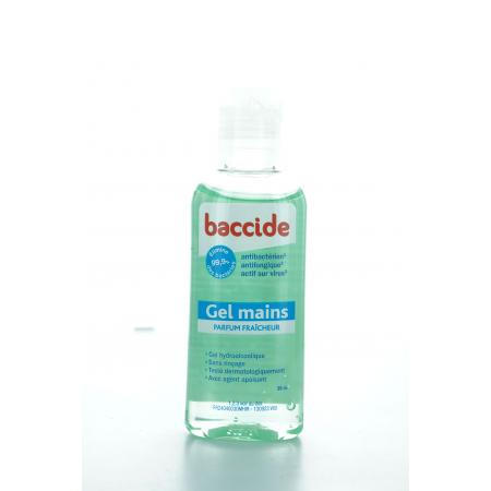 Baccide Gel Hydroalcoolique parfum fraîcheur 30 ml