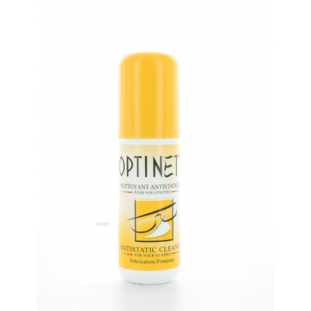 Optinett Spray Nettoyant Antistatique 35 ml
