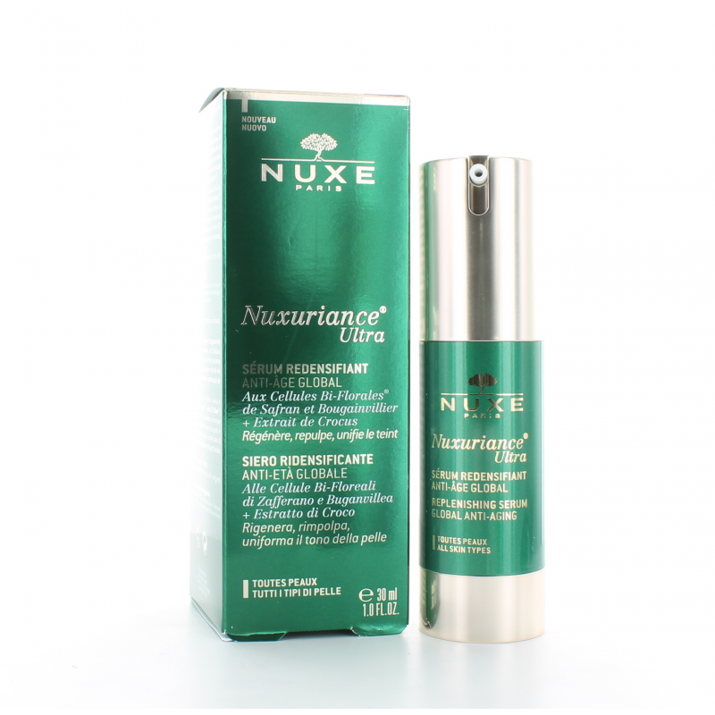 Sérum Redensifiant Anti-Age Global Nuxuriance Ultra