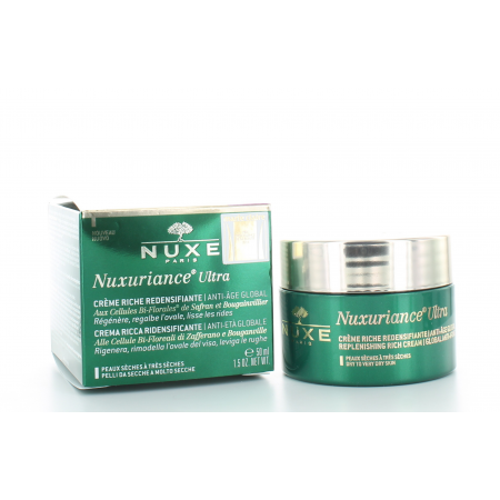 Crème Riche Redensifiante Anti-Age Global Nuxuriance Ultra
