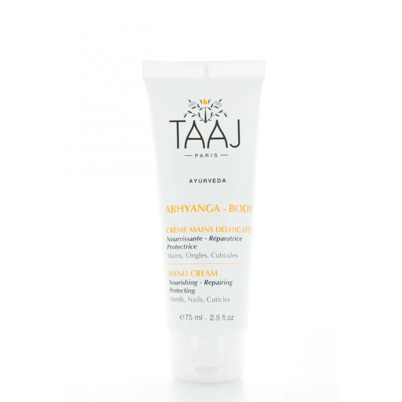 TAAJ Abhyanga Crème Mains Délhicates 75ml