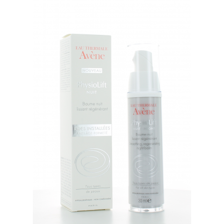 Avène Baume Nuit Lissant PhysioLift 30 ml