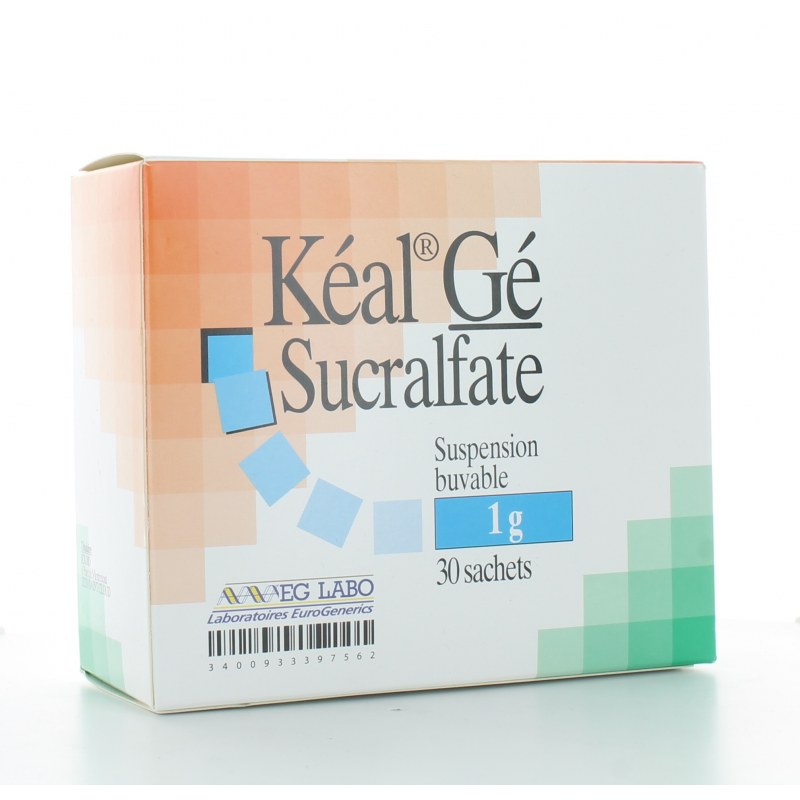 Kéal 1g Suspension Buvable 30 sachets
