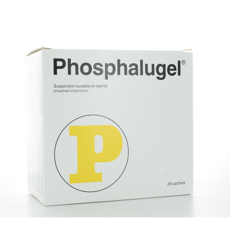 Phosphalugel Suspension Buvable 26 sachets