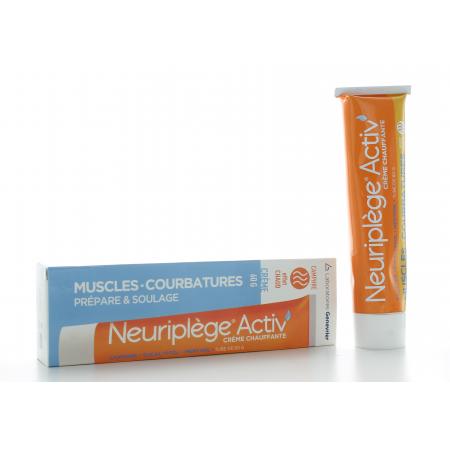 Neuriplège Activ' Crème Chauffante 60g