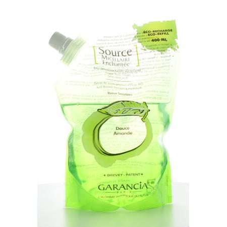 Garancia [Source Micellaire Enchantée] Recharge Eau Micellaire Amande Douce 400ml