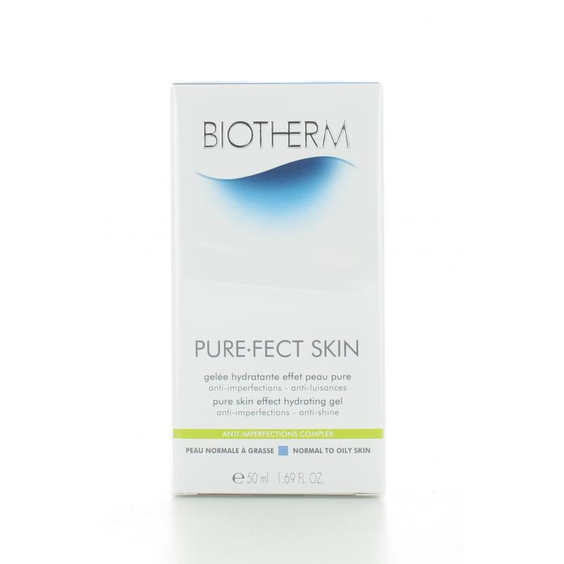 Gelée Hydratante Purefect Skin Biotherm 50 ml