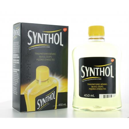 Synthol Solution pour Application Cutanée 450 ml
