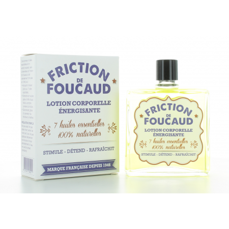 Friction de Foucaud 100 ml