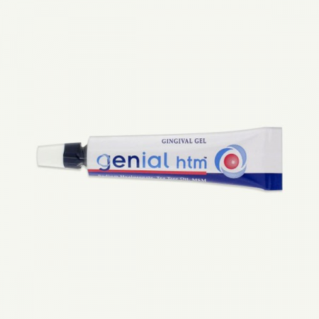 GENIAL HTM GEL GINGIVAL TUBE 15G
