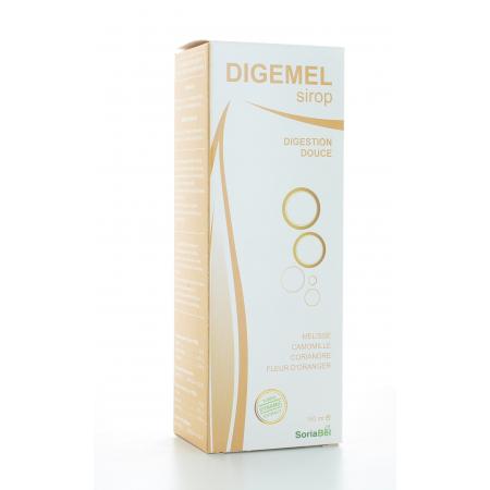 Digemel Sirop Digestion Douce Soria Bel 150 ml