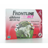 Frontline Tri-Act Chiens 40-60 kg 3 X 6ml