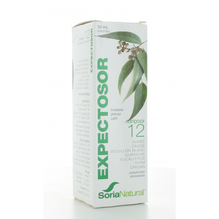 Expectosor Soria Natural 50 ml