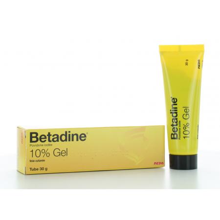 Betadine 10% Gel 30 g