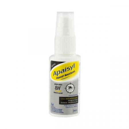 Lotion Anti-moustiques et Tiques Apaisyl 90 ml
