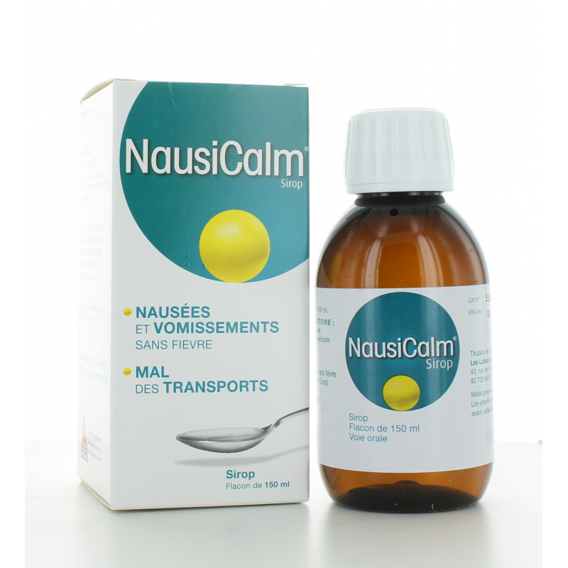 Nausicalm Sirop 150 ml